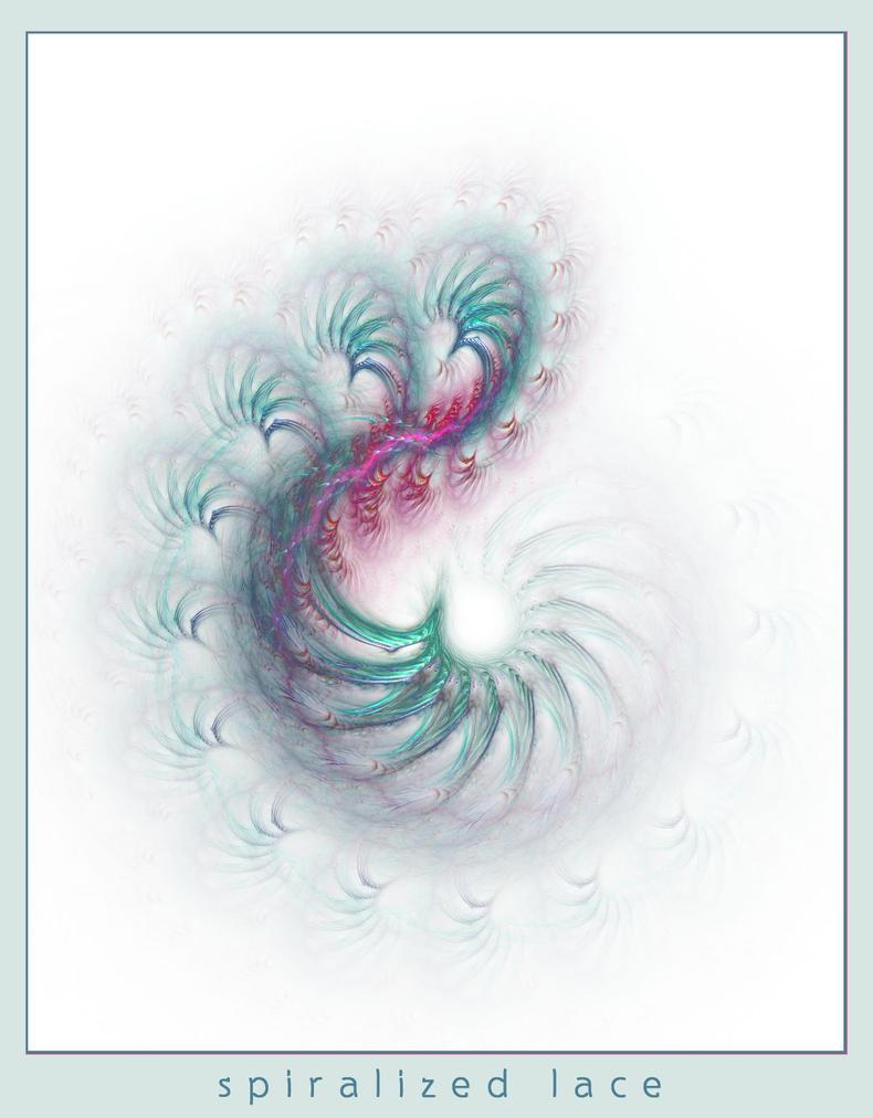 Spiralized Lace by DeepChrome