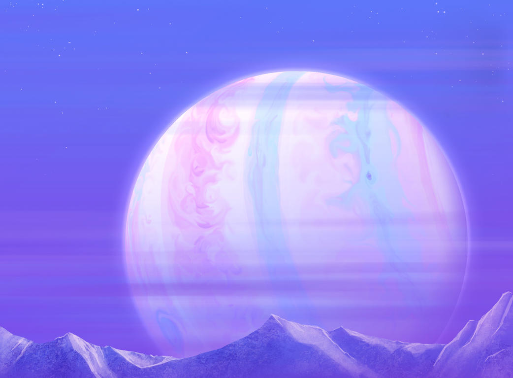 Ice Moon by DeepChrome