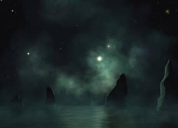 Mellow Nebula Night
