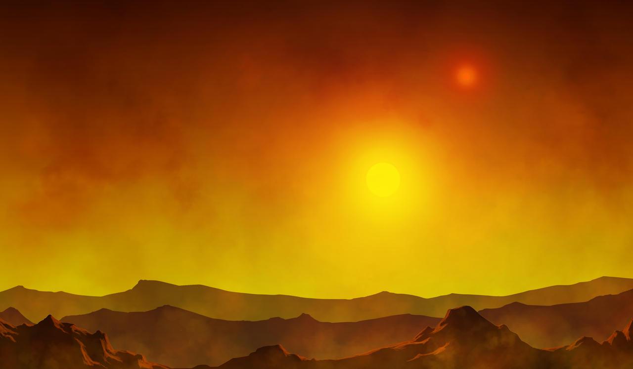 Eternal Desert by DeepChrome