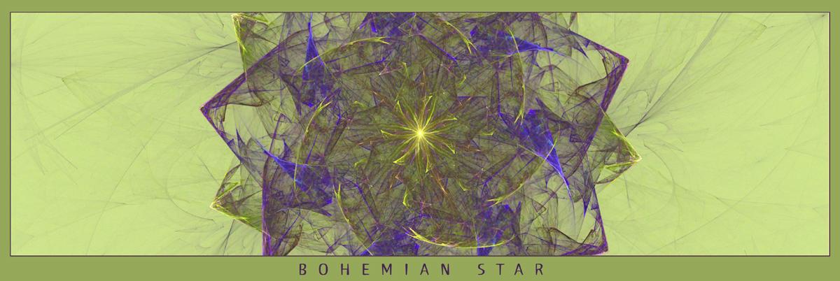 BOHEMIAN STAR by DeepChrome