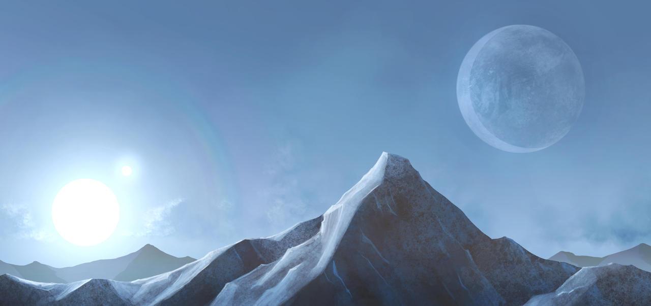 Ice World by DeepChrome