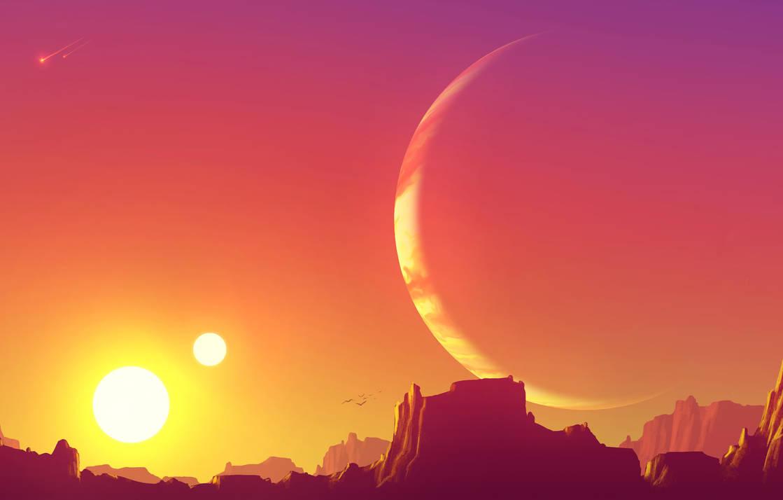 A Mellow World by DeepChrome