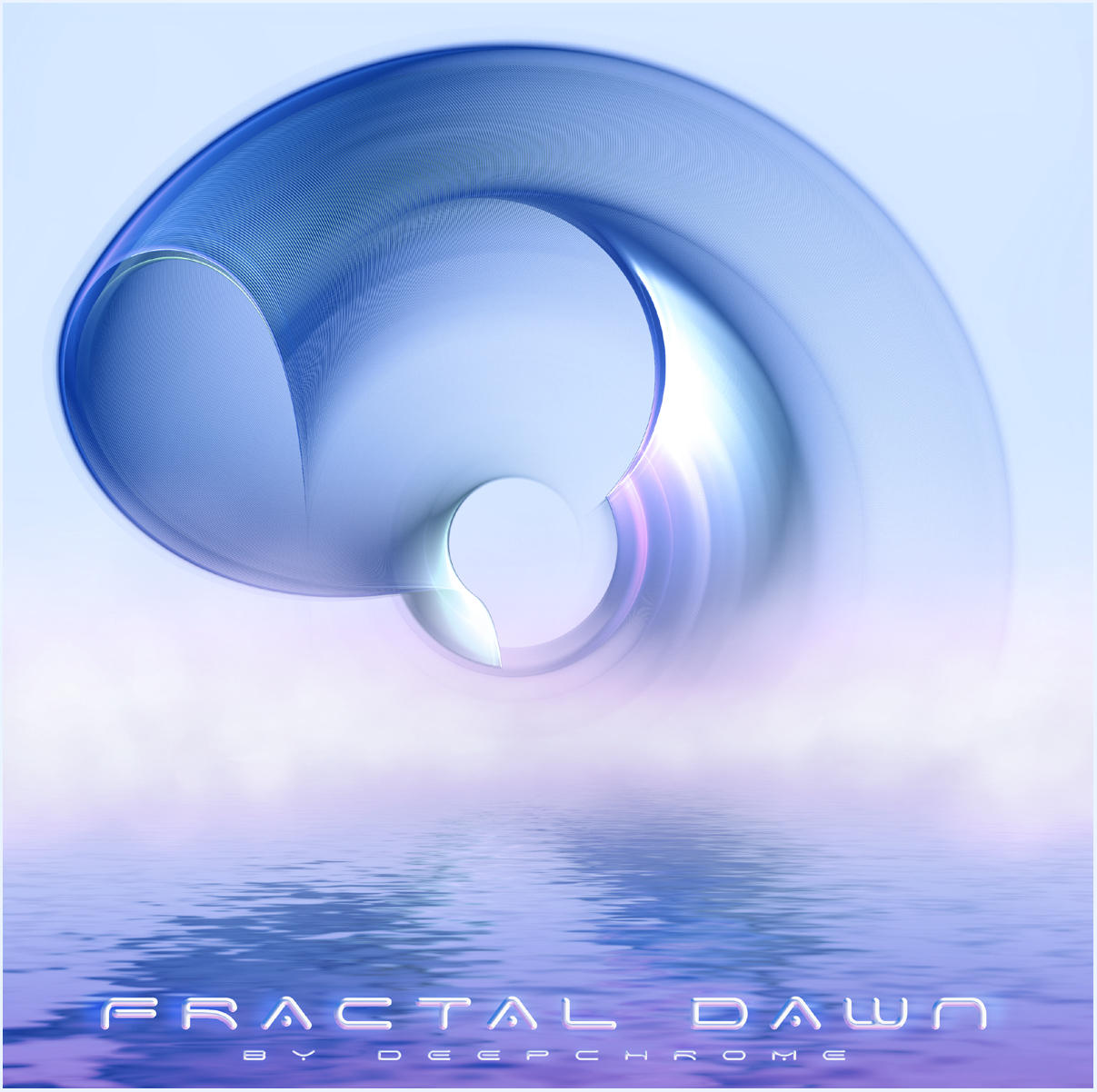 FRACTAL DAWN by DeepChrome
