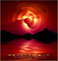 FRACTAL SUN by DeepChrome