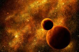 Halloween Nebula 2006 by DeepChrome