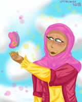Humanized Fluttershy by SefAsimar