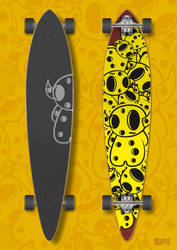Cheeze - longboard