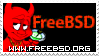 FreeBSD.org Stamp by Wyrdrune