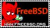 FreeBSD.org Stamp by Wyrdrune