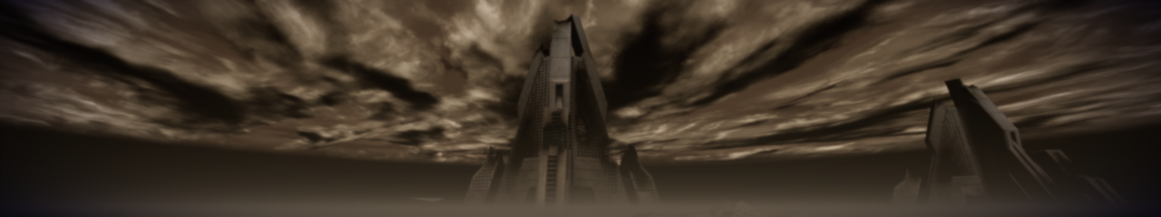 Tuchanka 4 - Mass Effect 2 5760x1080 Wallpaper by Furente7