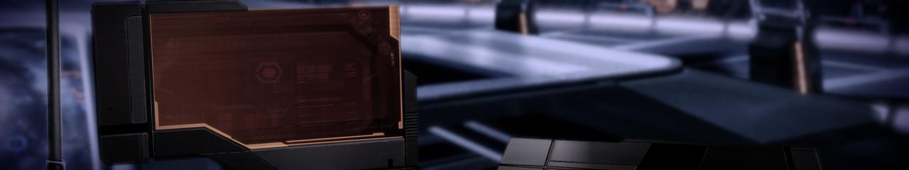 Main Menu - Mass Effect 2 5760x1080 Wallpaper by Furente7