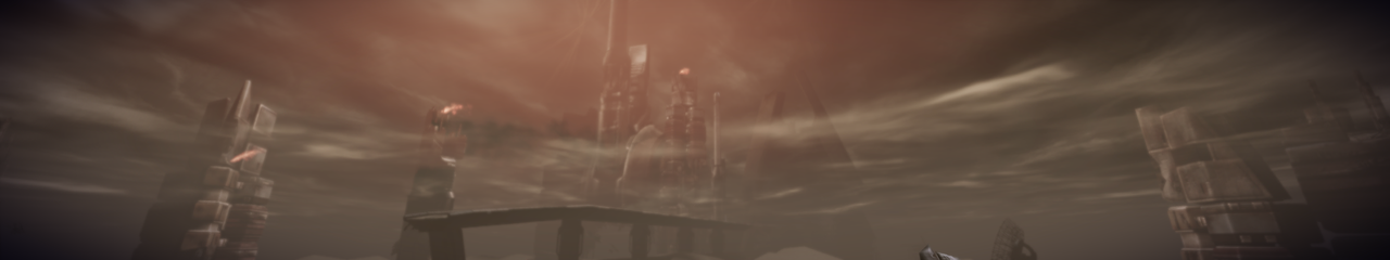 Tuchanka 8 - Mass Effect 2 5760x1080 Wallpaper by Furente7