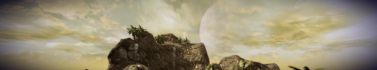 Aeia 5 - Mass Effect 2 5760x1080 Wallpaper by Furente7