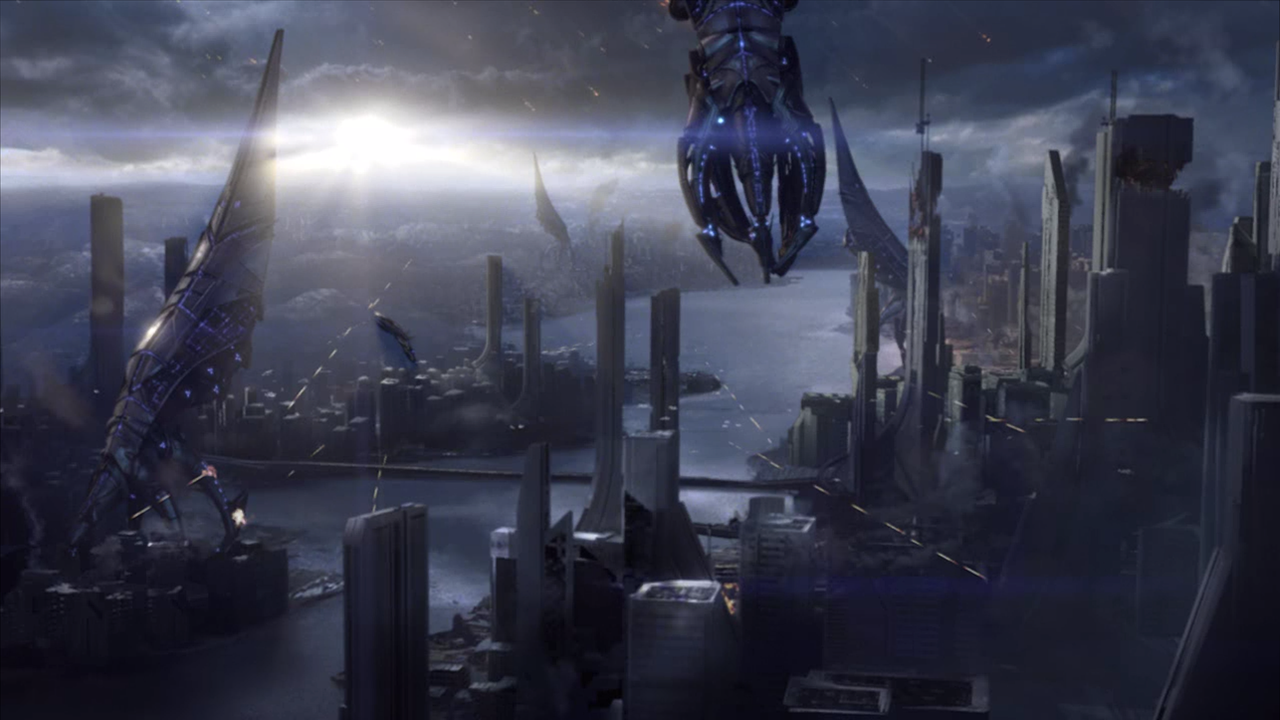 Mass Effect 3 Eyefinity Wallpapers. Coming soon. by Furente7