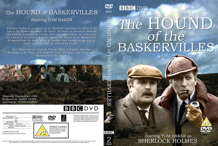 hound of the baskervilles dvd cover by dwboy on  hound of the baskervilles 1982 dvd cover by dwboy16