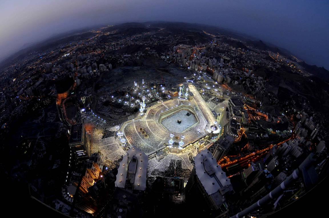Mecca Suudi Arabia by volkanbaba