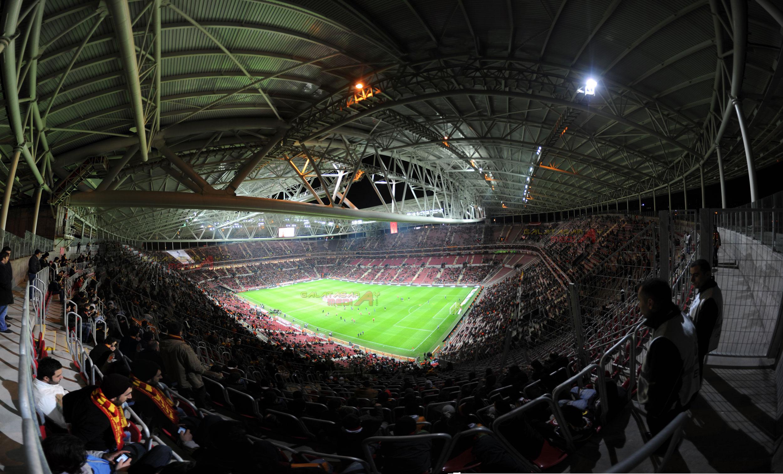 galatasaray stadium  istanbul by volkanbaba d45uunr Galatasaray HD masaüstü duvar kağıdı resimleri