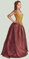 Old Work - Historical Fancy Clothing