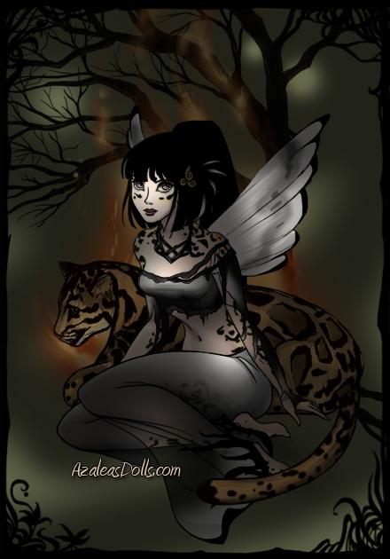 dark dress up