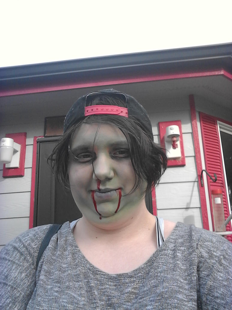 Zombie me^^** by sunart123