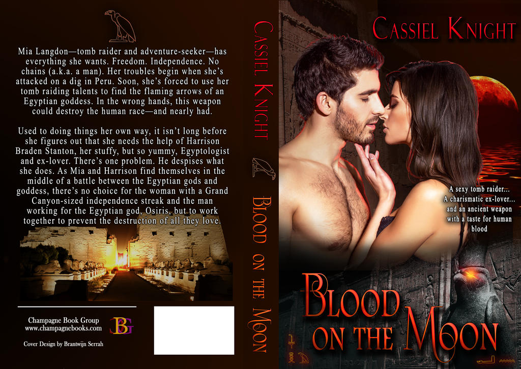 Blood on the Moon - Print Cover