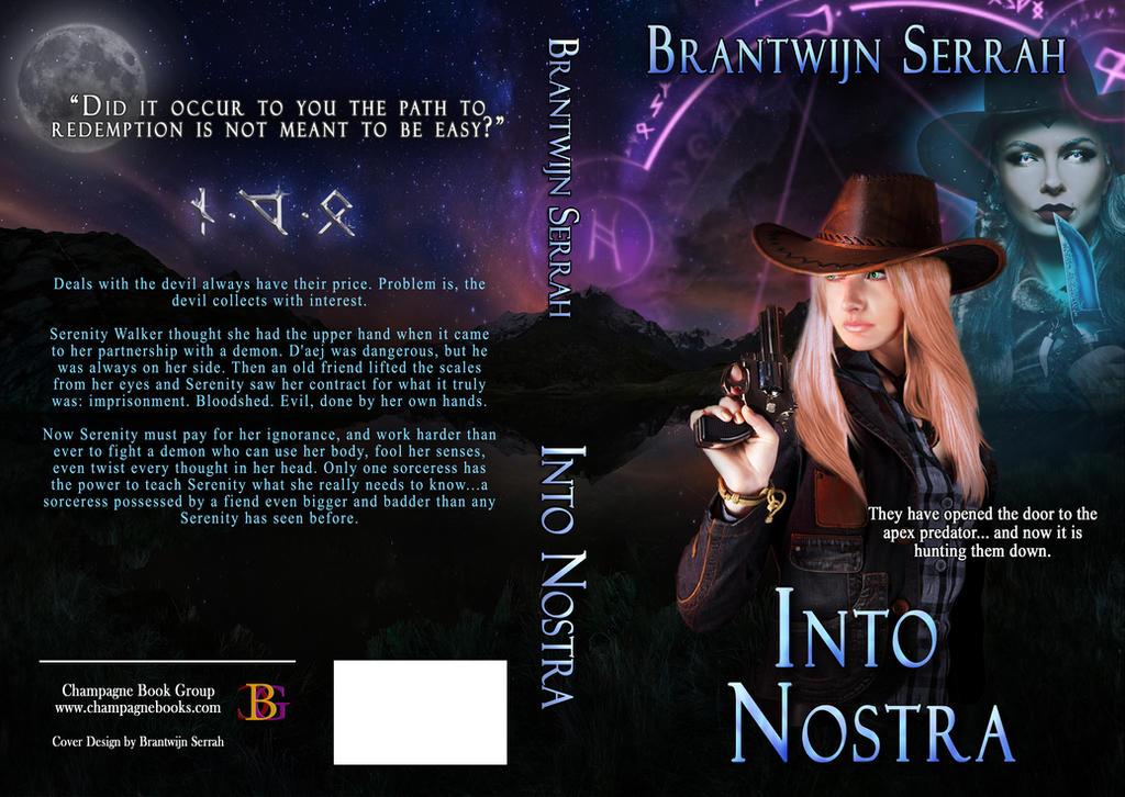 Into Nostra, Print Cover