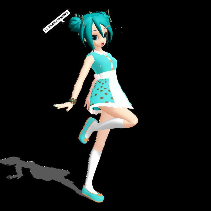 .:.M.I.K.U.I.S.S.O.F.A.B.:. by VocaloidxMMDMiku