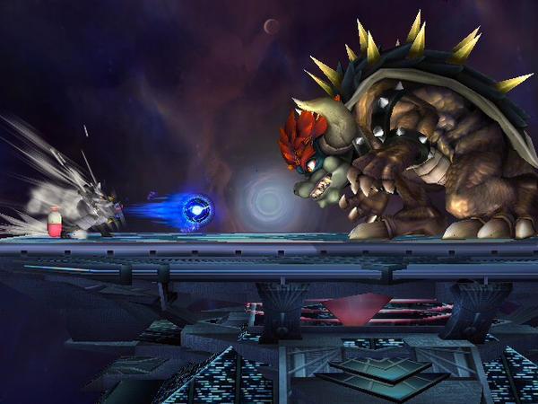 Lucario vs Giga Bowser by alienigena94 on DeviantArt
