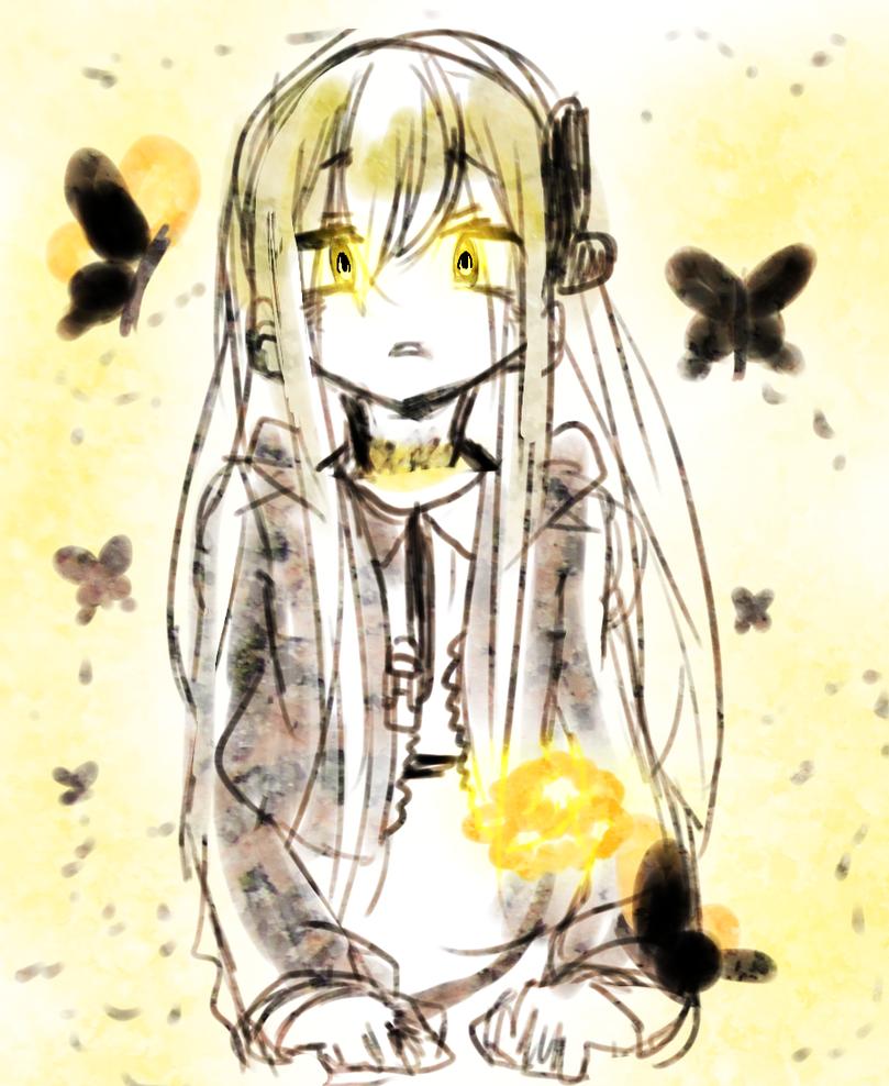 Speaking Butterfly by nakaru-san