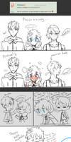 Romance Problems by nakaru-san