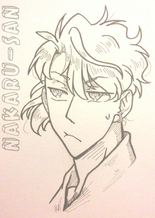 Trad Doodle - Jun by nakaru-san