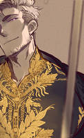 Gold by nakaru-san