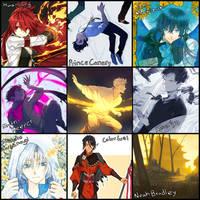 art vs herooo by nakaru-san