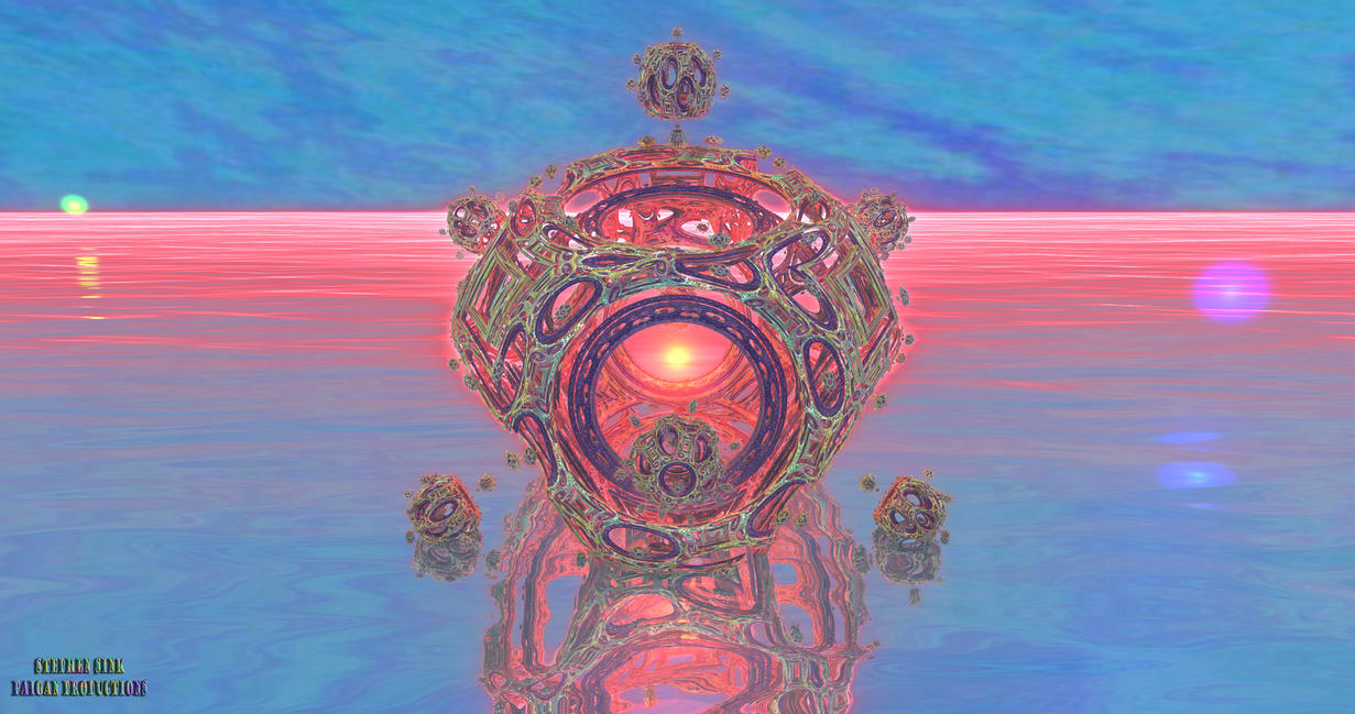 T1 Benesi Origin Inverse Cylindrical (8K): #1 by Paigan0