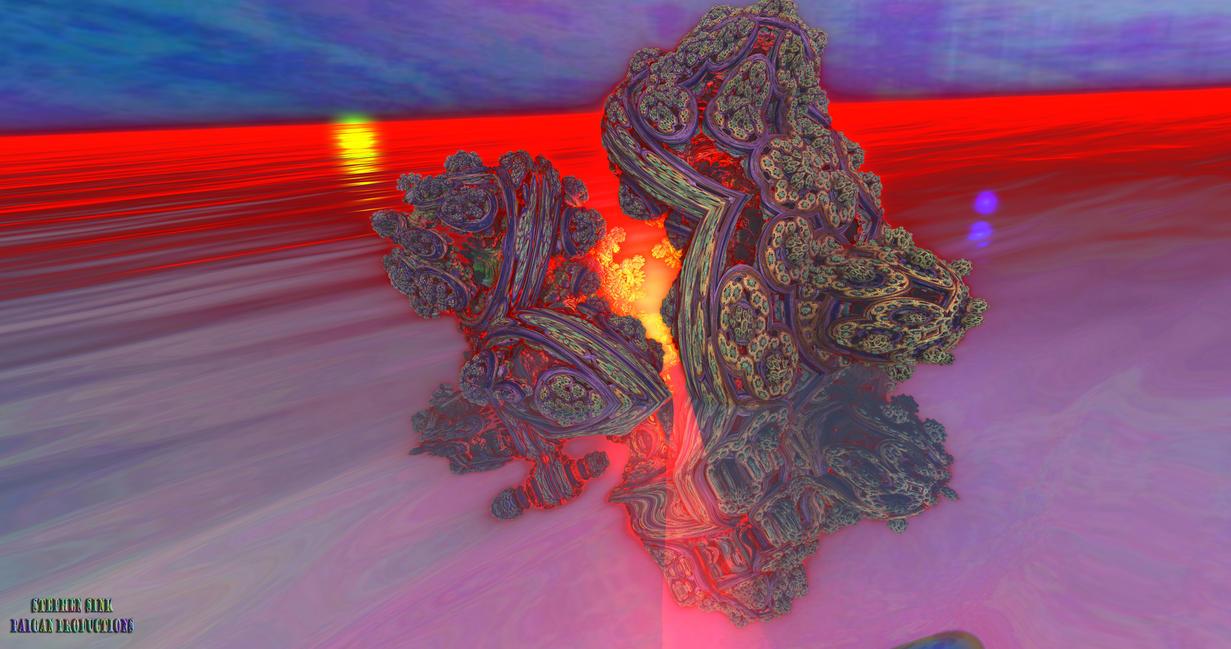 T1 Benesi Inverse Cylinder II: Gods'Light Dawns by Paigan0