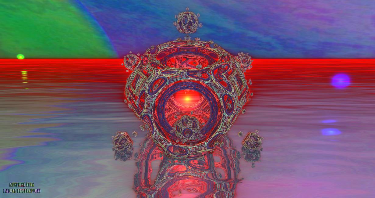 T1 Benesi Inverse Cylinder II: Harbinger Eye by Paigan0