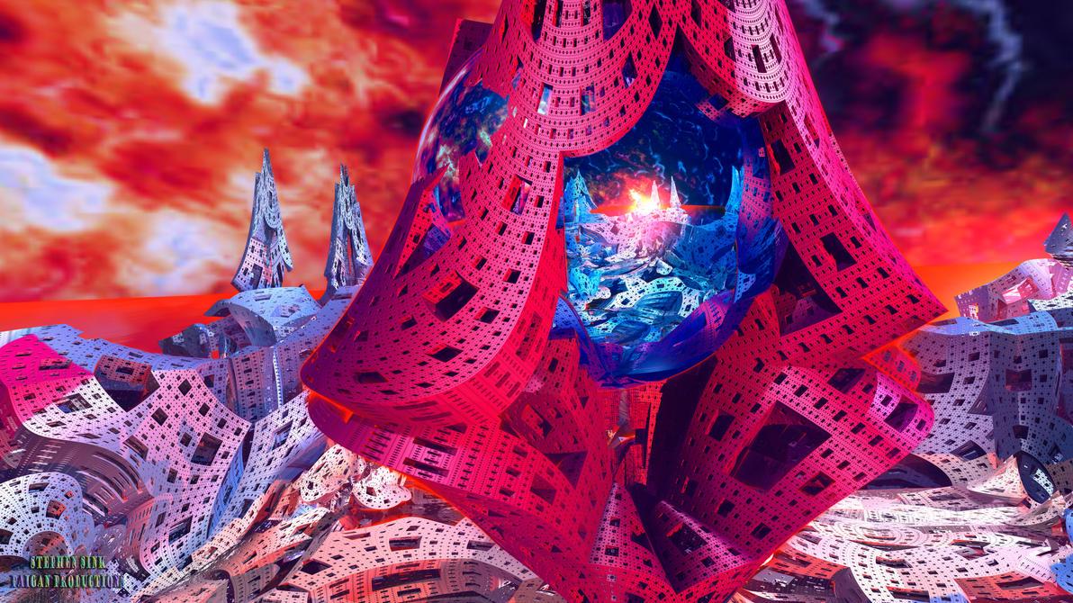 Fire Keep of the Deep #18: Battlement 5 by Paigan0