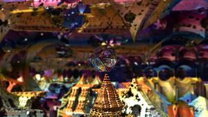 Trinket Sphere-Cube
