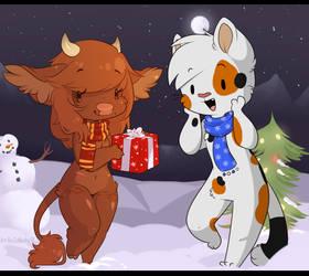 Merry Christmas by Alcatraz-Hopeflyte