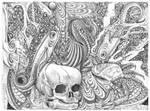 Below Underneath by ChaosKatie