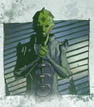 Mass Effect 2 - Thane Krios