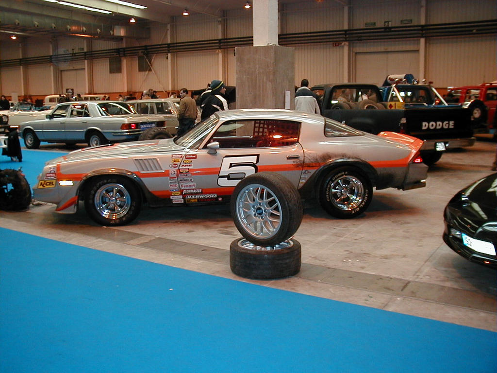 Any Pics Of 2nd Gen Fbody Road Race Cars