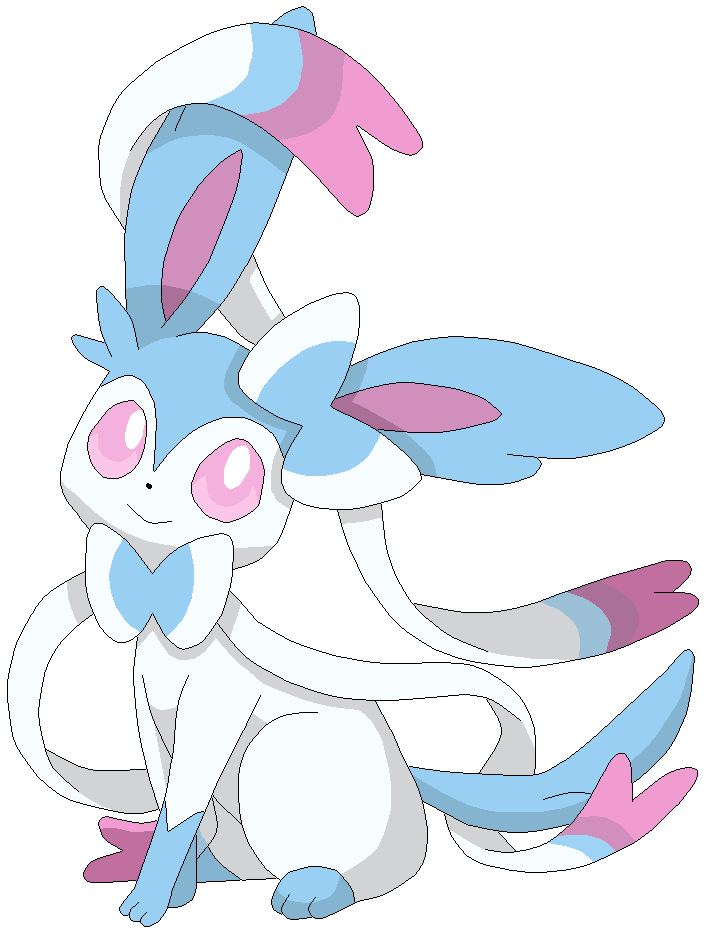Shiny Sylveon by tokio616