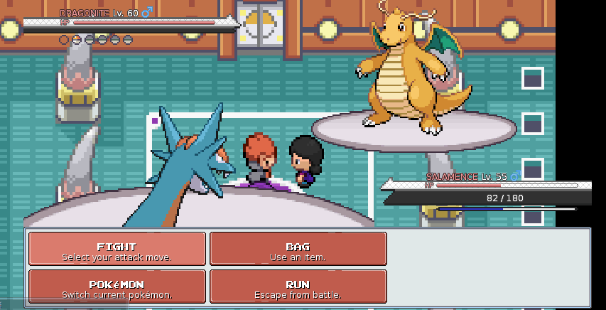 The Final Showdown- Salamence VS Dragonite! by Parahaxed ...