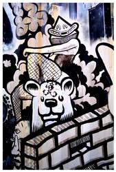 Graffiti XXI by Of-Heliotropes
