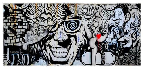 Graffiti XXII by Of-Heliotropes