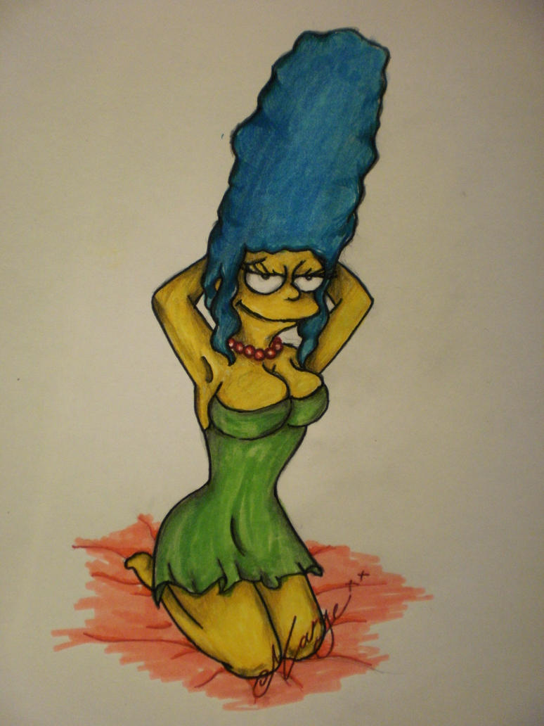 Marge by Tupsumato
