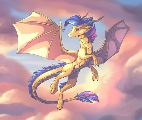 Sonya the Dragon