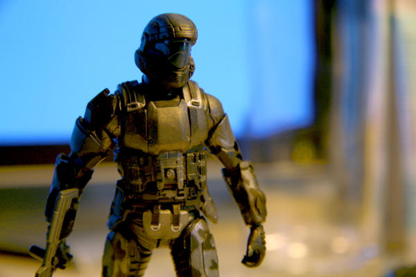 Halo 3 ODST by elgrizzly